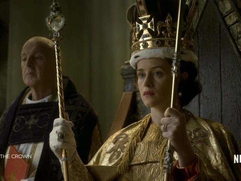'The Crown''s new season (season 5) just started filming in July 2021. When will Netflix release this new season?