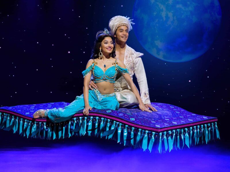 Major news just hit the 'Aladdin' production on Broadway. The world's circumstances are undoubtedly changing show productions. Get the latest on the scope!