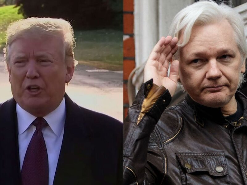 Did Donald Trump try to have Julian Assange killed after his arrest? Learn the details about why people think this.