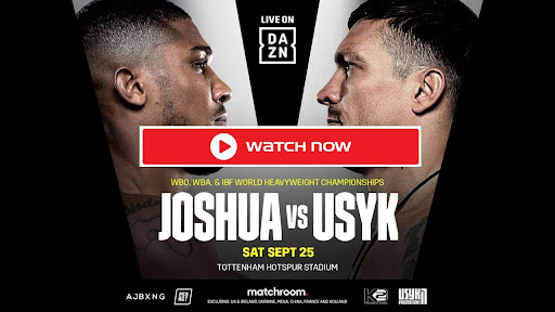 Anthony Joshua vs Usyk is finally here. Discover how to live stream the widely anticipated boxing event online for free.