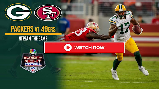 The Packers are gearing up to face the San Francisco 49ers. Find out how to live stream the anticipated game online for free.