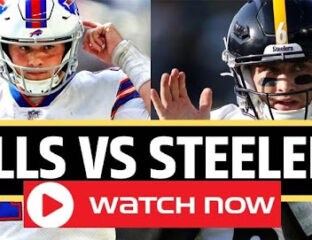 The Steelers are gearing up to face the Buffalo Bills. Discover how to live stream the anticipated football match online for free.