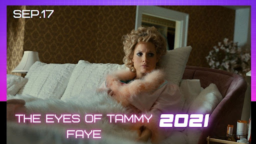 Does 'The Eyes of Tammy Faye' have a release date on a streaming service yet? Here's how you can stream Chastain's documentary full movie online for free!