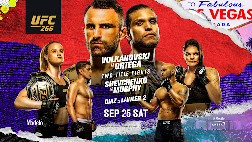 It's UFC time. Discover how to live stream the UFC 266 fighting event online for free.
