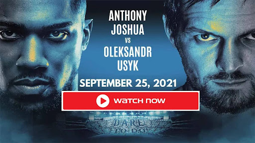 Anthony Joshua is gearing up to face Usyk in the boxing ring. Find out how to live stream the anticipated match online for free.