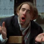 During the 1990s, there were fewer stars bigger than Nicholas Cage. Is 'Vampire's Kiss' the weirdest film he's ever starred in?