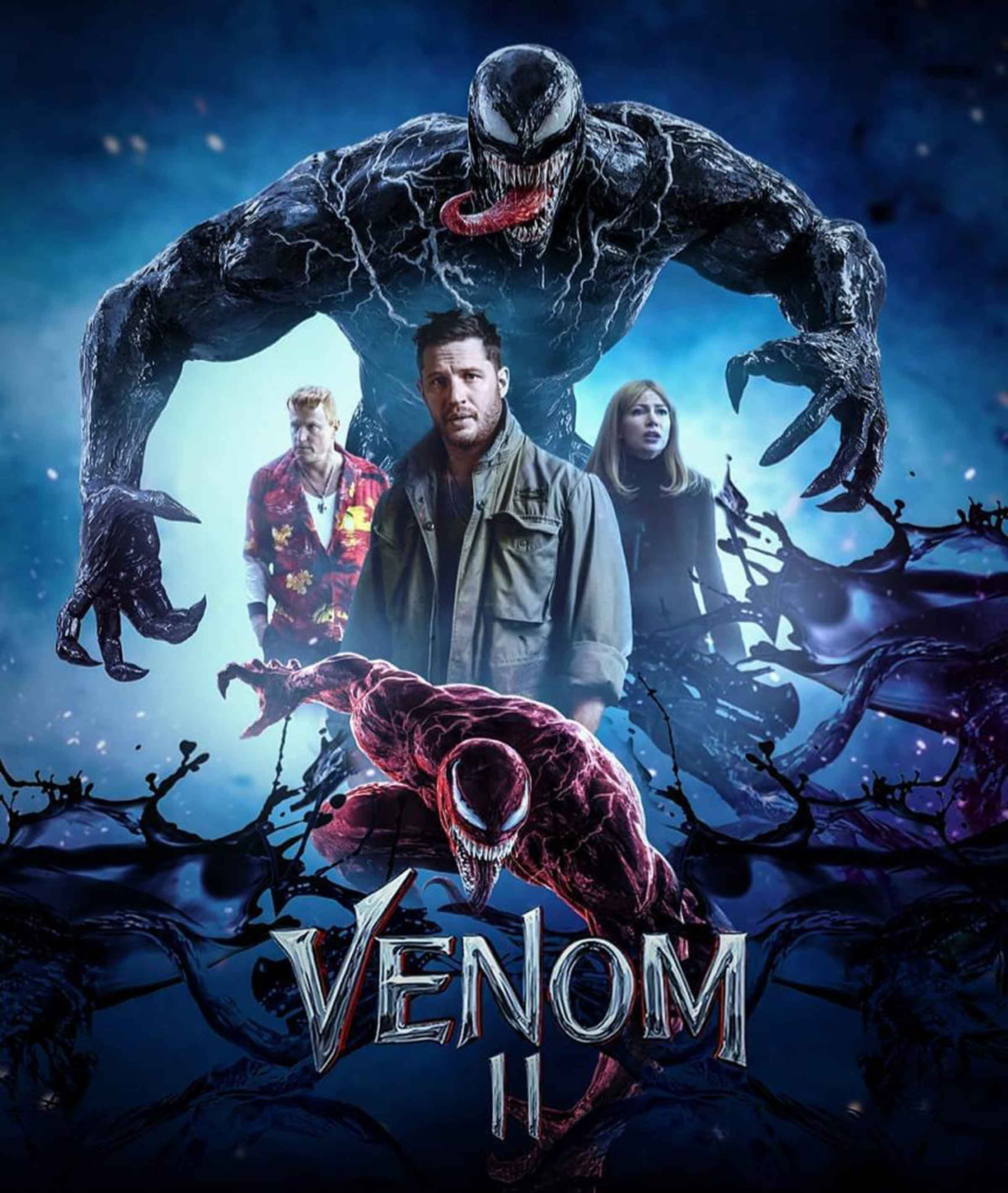 Don't miss a single second of the Marvel-inspired sequel 'Venom 2: Let There Be Carnage' 2021?  Here is where you can stream the full movie online for free!