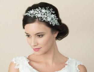 Enhance your bridal hairstyle with these gorgeous headbands! Is Halloween more your speed now? Check out these zany costume accessories!
