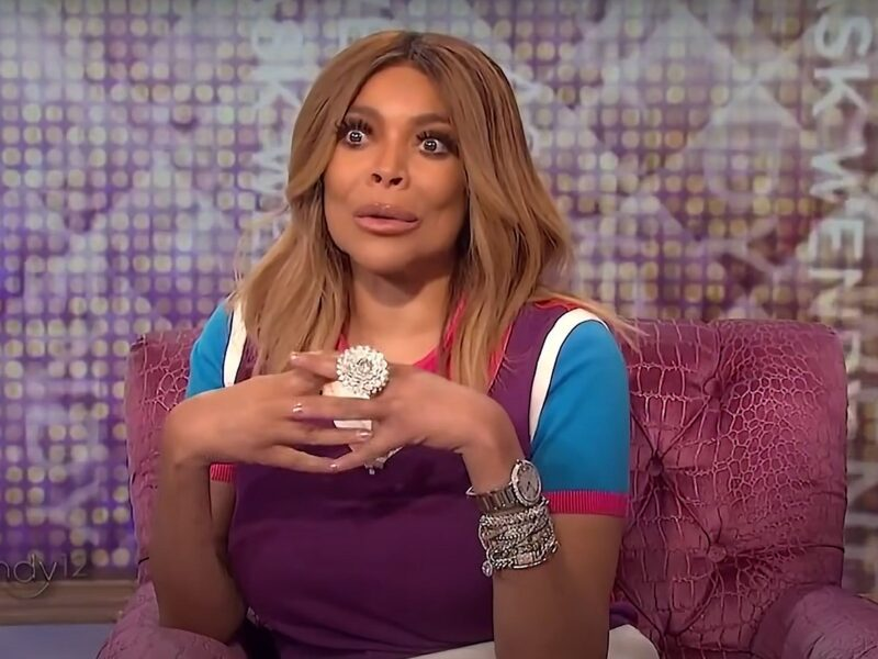 Wendy Williams joins the small list of celebrities with breakthrough covid cases. Does this mean that 'The Wendy Williams Show' could be cancelled?