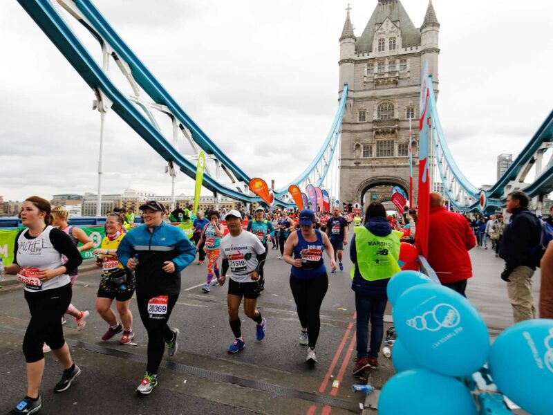 The 2021 London Marathon is going to be one of the largest marathons of all time, and you can watch it live. Read here to find out how to stream it online.