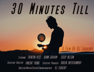 '30 Minutes Till' is a new short film directed by RJ Zabasky. Learn more about the film and the filmmaker here.