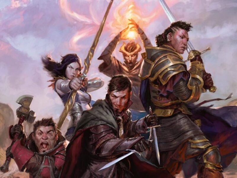 Want to play a race in 'Dungeons and Dragons' that's a bit outside the norm? Give these a shot when designing your next PC.