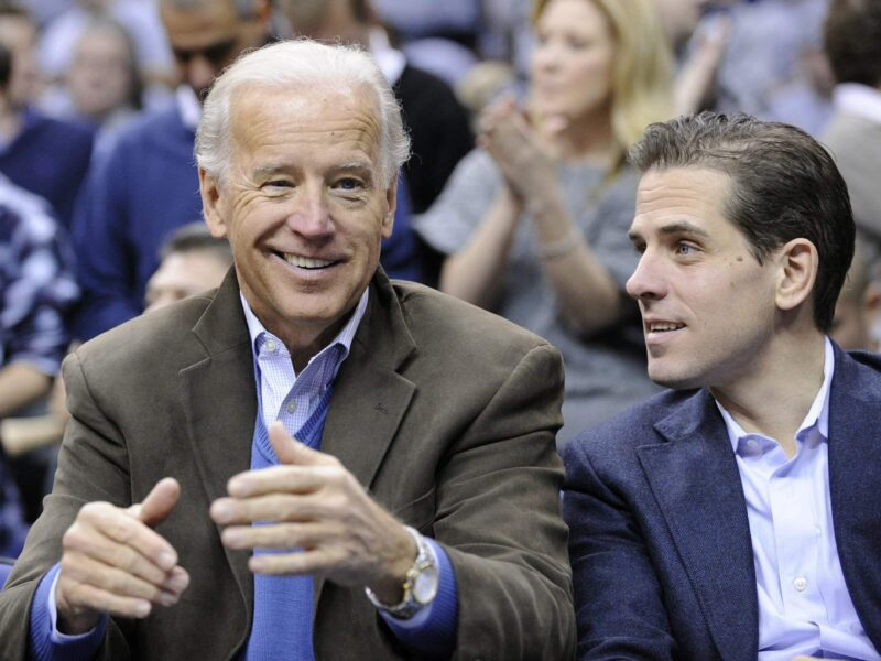 A recent FBI probe has revealed that Joe Biden and his son, Hunter, had shared a bank account while Hunter was under a federal tax investigation.