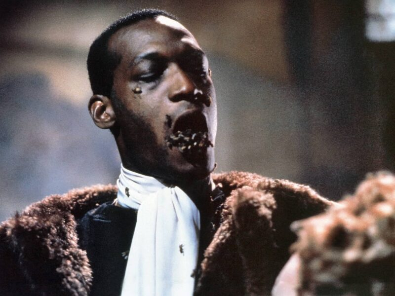 What inspired the horror genre's most terrifying hook-handed killer? See the urban legends and true crime stories that created the iconic 'Candyman' movies.