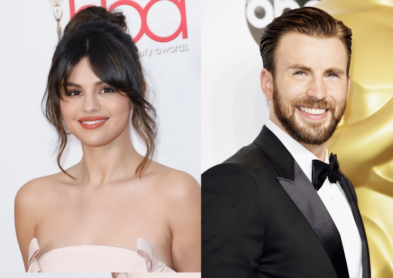 """Is """"Chelena"""" real? See why photos of Chris Evans & Selena Gomez have caused an uproar online. Except, are the two A-list actors actually dating?"""