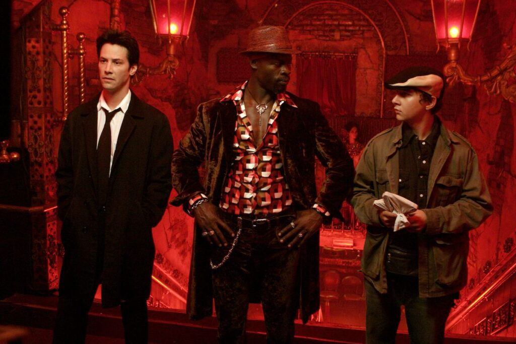 Is Keanu Reeves' Movie Version of 'Constantine' Really Good?  – FilmyOne.com