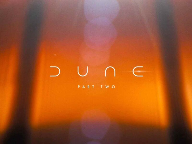 'Dune Part Two''s release date has officially dropped and fans are already excited! Watch out for Sand Worms as we dive into 'Dune Part Two'.