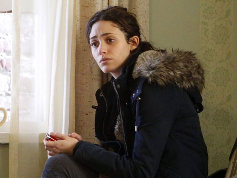 Co-star Emma Kenney has revealed the truth on why Emmy Rossum left 'Shameless'. See what was really going on during the production of the series.
