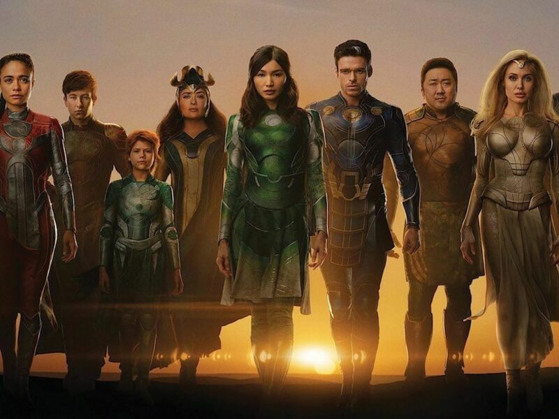 Ready to be mind-blown? Check out what happened in the post-credit scene of Marvel's 'Eternals'. Be careful, there are plenty of insane spoilers ahead.