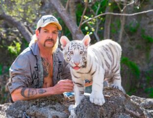 Although Joe Exotic is in jail, that doesn't stop him from stirring the pot. The