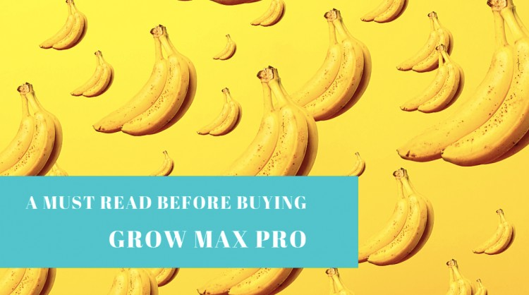 Grow Max Pro is a product designed to help men with ED and low testosterone. Find out if its right for you with these reviews.