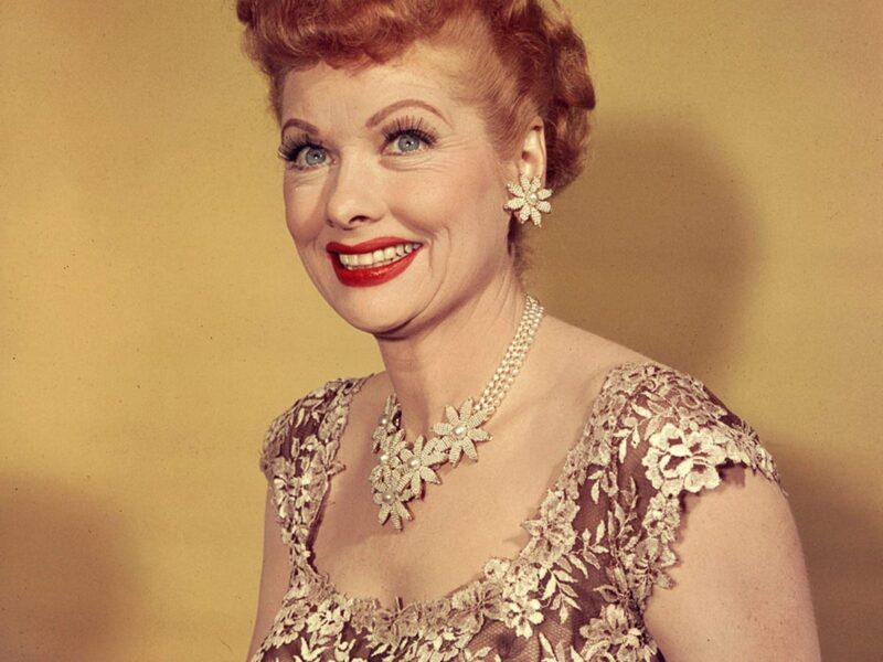 Fans were given a first look at Nicole Kidman as Lucille Ball in the upcoming biopic. Yet, people are still wondering why Debra Messing wasn't cast instead.