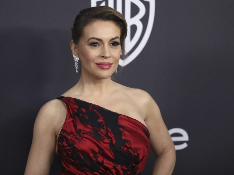 Alyssa Milano has recently been arrested while protesting for voting rights. See how she's one of many demanding Joe Biden to protect the right to vote.
