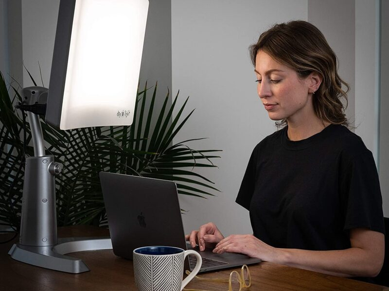 The Moodozi lamp is surely the ultimate remedy for this particular Seasonal Affective Disorder. Here's how.