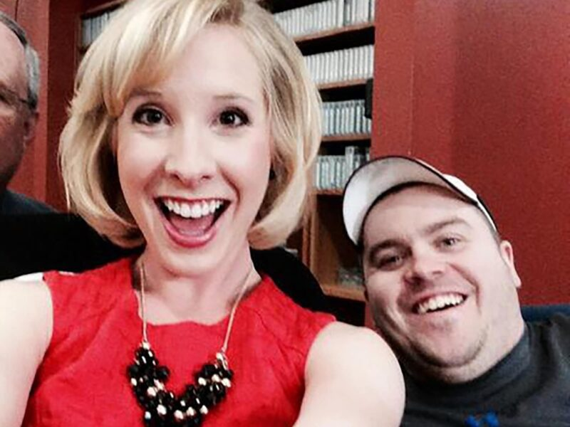 In 2015, reporter Alison Parker and cameraman Adam Ward were shot & killed on live television. Now, her father is suing Facebook for keeping the footage.