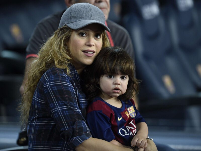 Last Wednesday, singer Shakira went for a walk at the park while on vacation in Barcelona with her son. How did it turn into a fight for their lives?