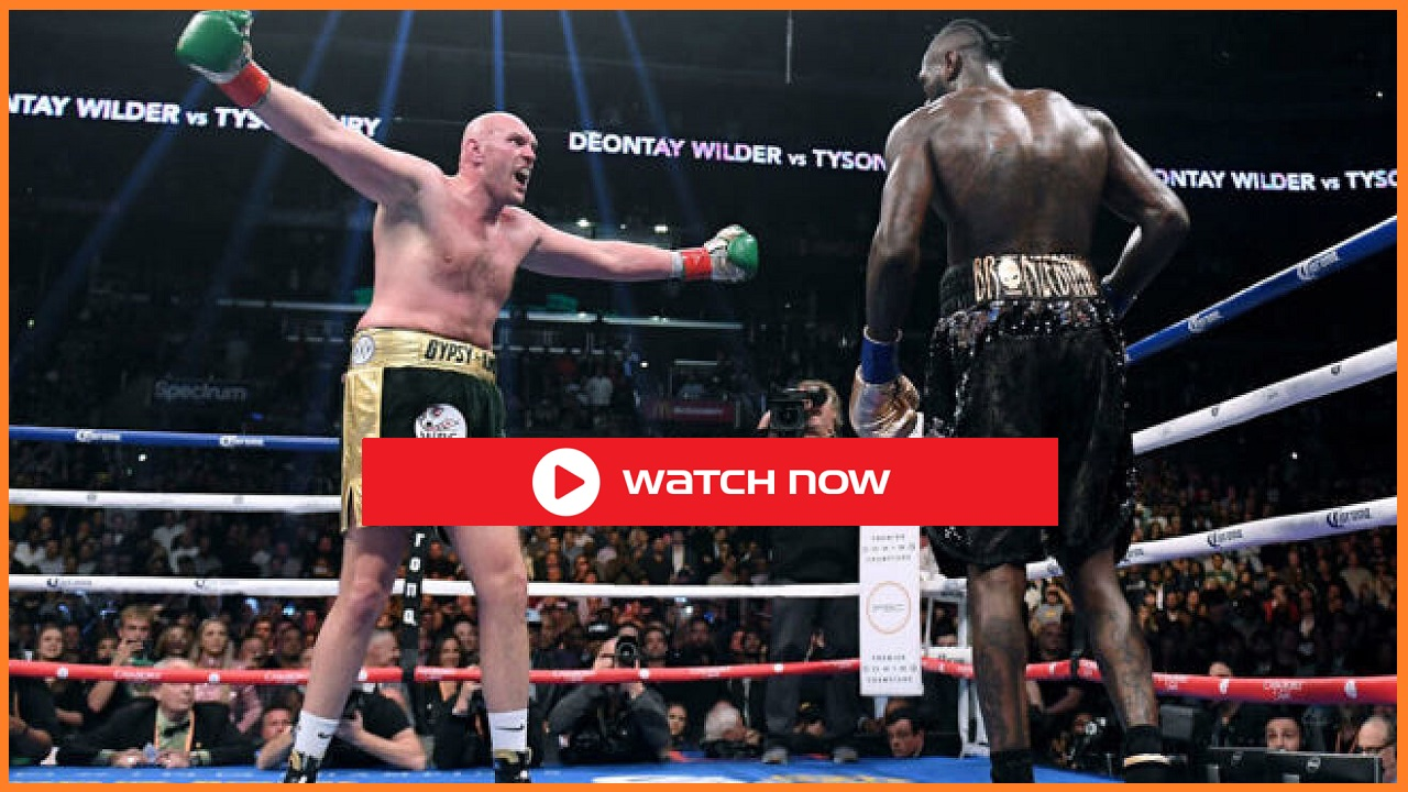 Don't Miss the ppv boxing, Watch Tyson Fury vs. Deontay Wilder 3 Live Streams Online free, Fight Card. PPV Boxing, Boxing Tonight.