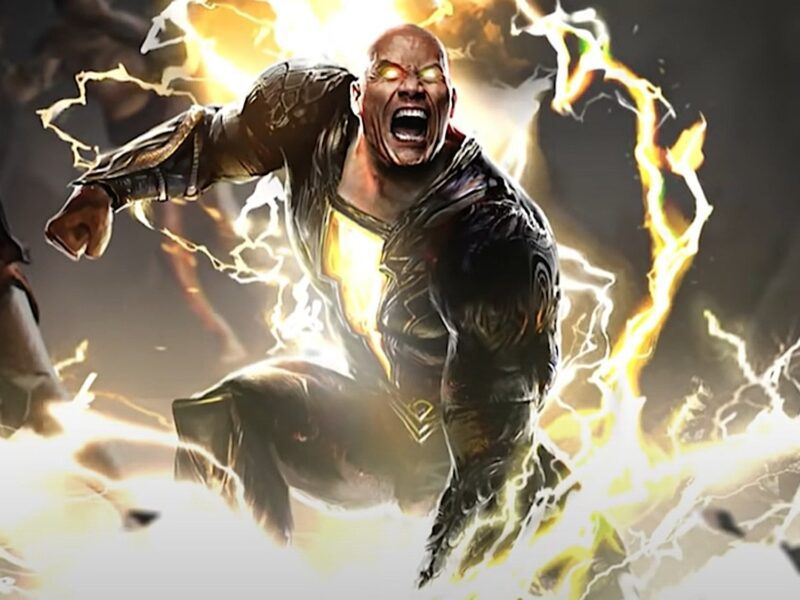 """Dwayne """"The Rock"""" Johnson has just released a new teaser for 'Black Adam'. The long-awaited movie follows the DC anti-hero with an A-list cast."""