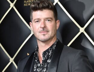 Model Emily Ratajkowski claims that Robin Thicke groped her on the set of the hit track