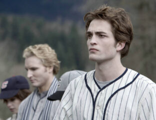 Loved the baseball scene in 'Twilight'? Relive your emo days as Kellan Lutz and Ashley Greene reunite together.