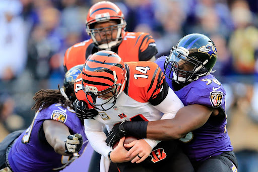 Don't miss a second of the action as the Bengals face off with the Ravens! Learn all about how you can stream this game and more!