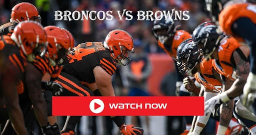 The Broncos are gearing up to face off against the Browns. Find out how to live stream the football game online for free.