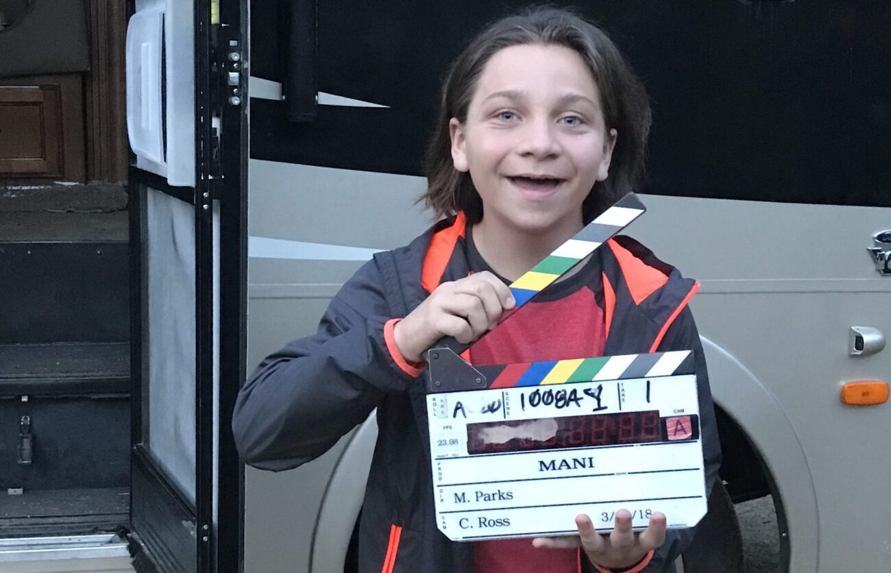 Bryson Robinson is the star of BratTV's 'Mani' and so much more. Get to know the talented young actor growing up in the world of show business today.