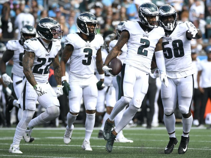 Don't miss a single second of this game at 'Buccaneers vs. Eagles' on October 14, 2021! including how to watch NFL Thursday Night Football live stream for free.