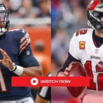 The Chicago Bears are taking on the Tampa Bay Bucs and you do not want to miss a second of the action! Learn how you can stream the game free!