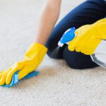 Regular carpet cleaning prolongs its life because well-maintained carpets last twice as long. Here's how you should clean your carpets.