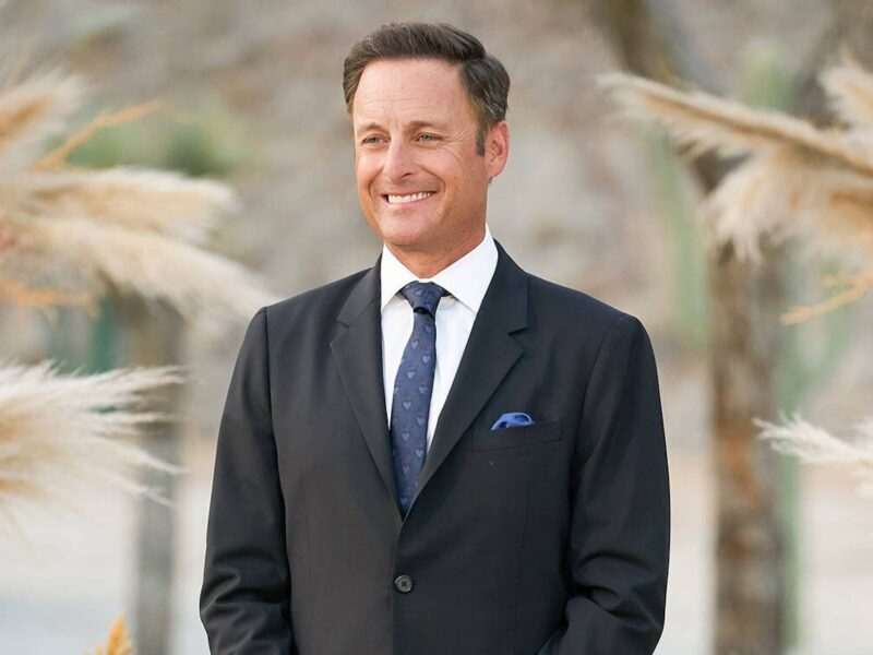 Former host of 'The Bachelor' Chris Harrison has gotten engaged! Learn the details of his engagement to Lauren Zima and more.