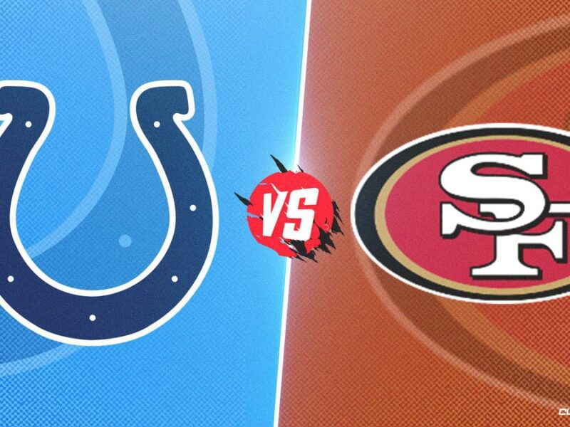 Don't miss out on the action as the Colts square off against the 49ers on Sunday Night! Learn how you can stream this exciting game for free!