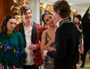 There can never be enough Christmas stories on screen adapted from YA books. Why has Netflix decided to cancel 'Dash and Lily'?