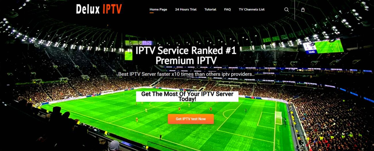 Delux IPTV is the most powerful IPTV provider in the market. Learn how they use the latest technology to bring you high quality streams!
