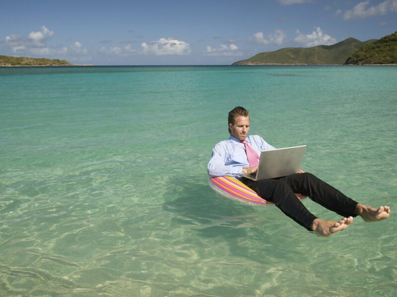 Is the digital nomad fad doomed to fail or the start of a new dream lifestyle? Learn everything about the change sweeping up workers all over the world.