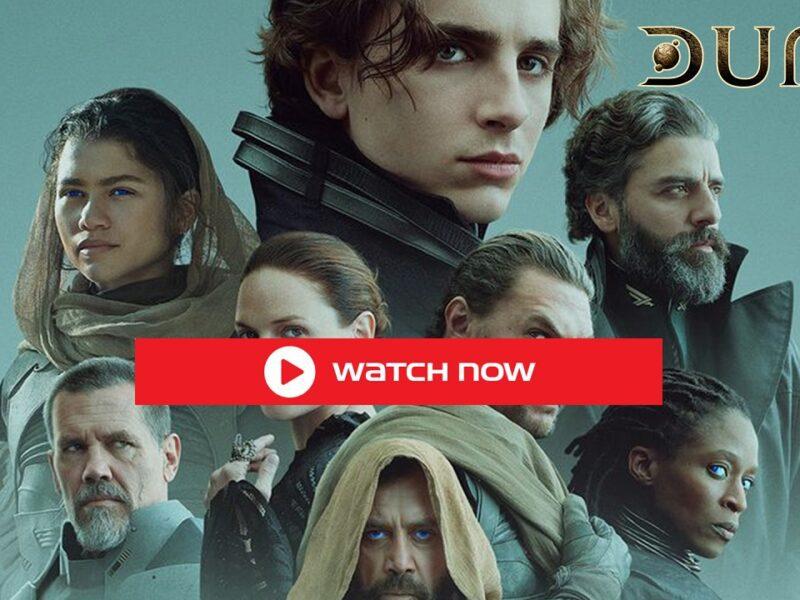 Watching Dune 2021 Full Movie online free on Disney Plus, HBO Max, Netflix, Hulu, Amazon Prime.