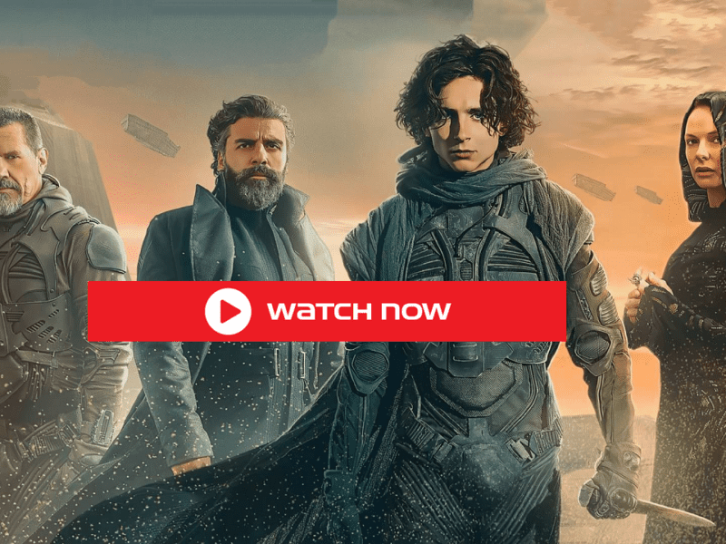 How to Watch 'Dune' Movie Streaming Online for Free: Release date, cast, and full HD
