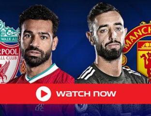 Manchester United VS Liverpool takes place on Old Trafford on 24th October. Find out how you can live stream the match.