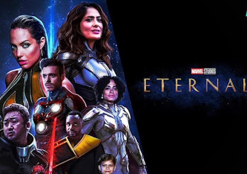 Marvel's Movie is finally here. Here's everything you need to know about how to watch Eternals online for free.