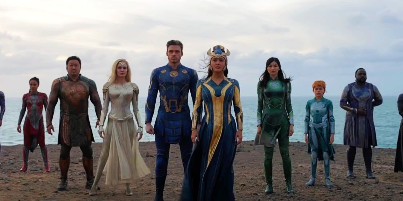 Marvel's 'Eternals' had its world premiere last night in L.A., and while there's still a full-review embargo, early reactions have been released online.